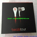 Beats earbud tour 2.0 by dr.dre with mic