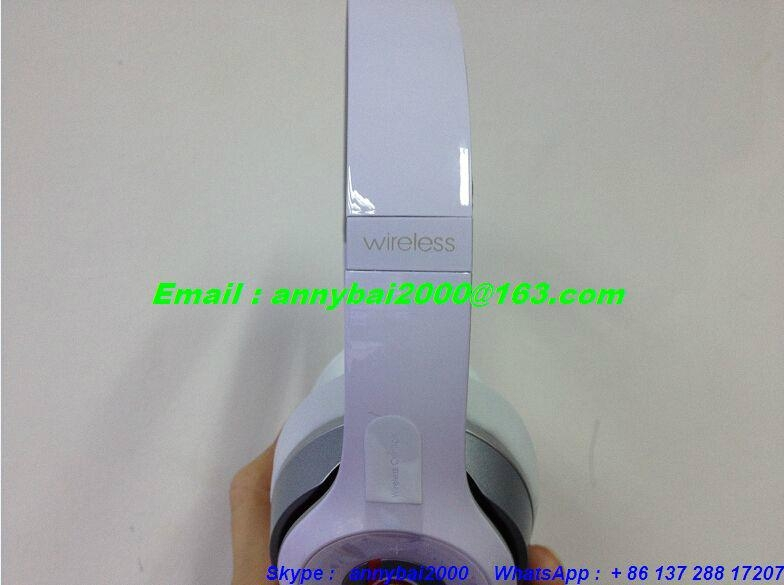 top head band logo for solo 2 wireless