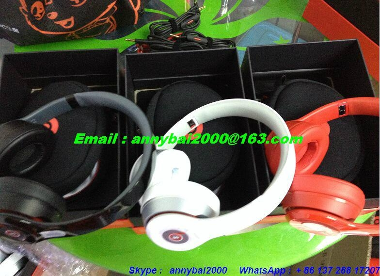 white solo2 wireless by dr.dre
