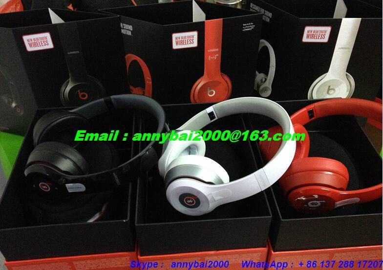 beats solo2 wireless for carton box of 10 pcs