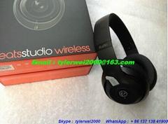 Wireless headphones studio wireles