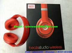 High quality bluetooth headset beats studio wireless by dr.dre