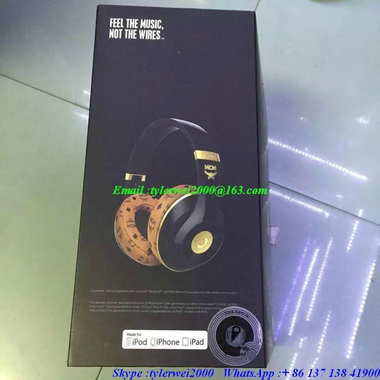 11bece96dc9 MCM beats by dr.dre studio wireless 2.0 headphone - MCM studio ...