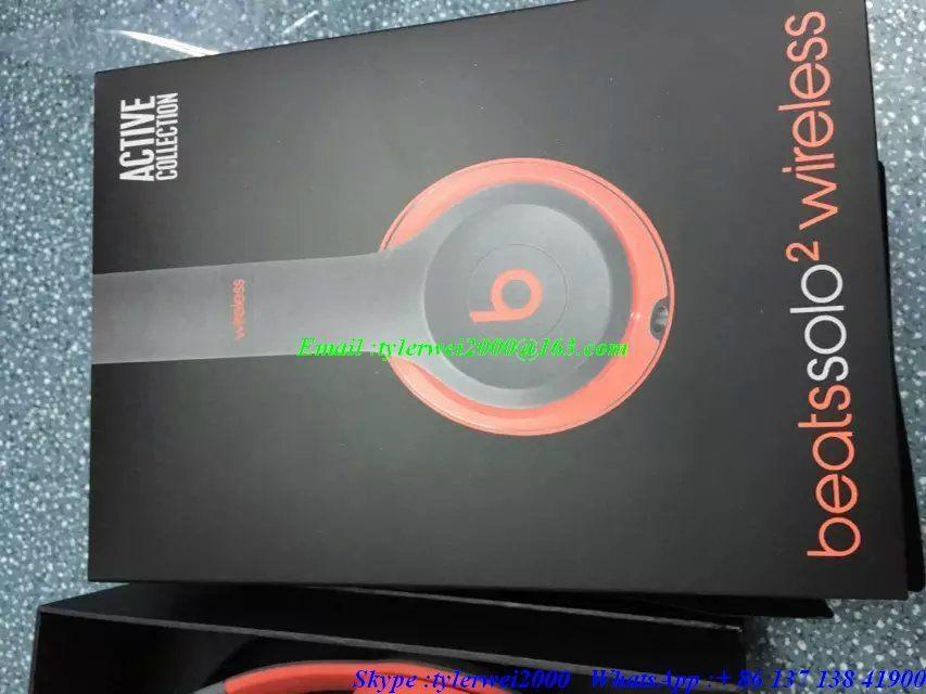 dre beats solo2 wireless