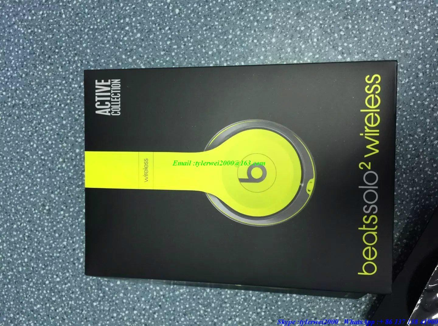 dre beats solo2 wireless