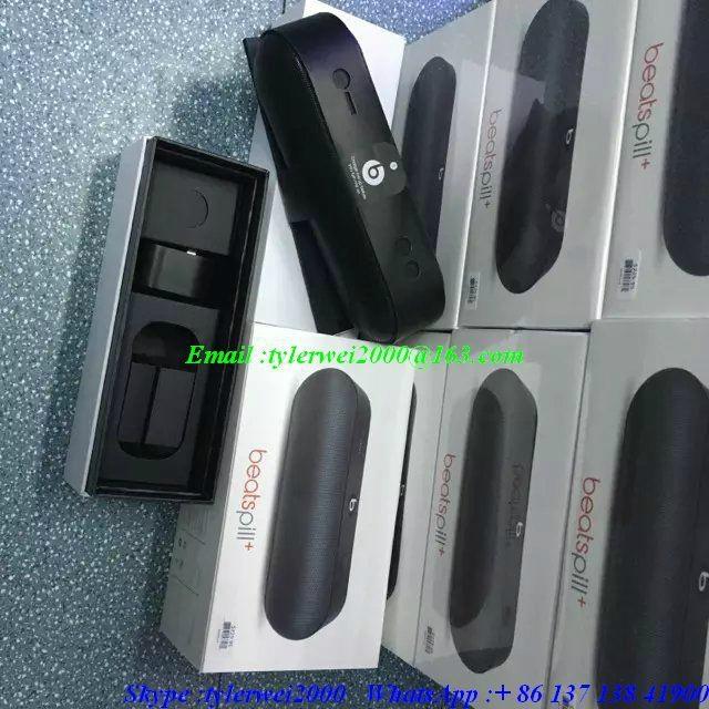 Beats Pill+ Wireless Bluetooth Speaker Beats by dr.dre Portable Wireless Speaker 4