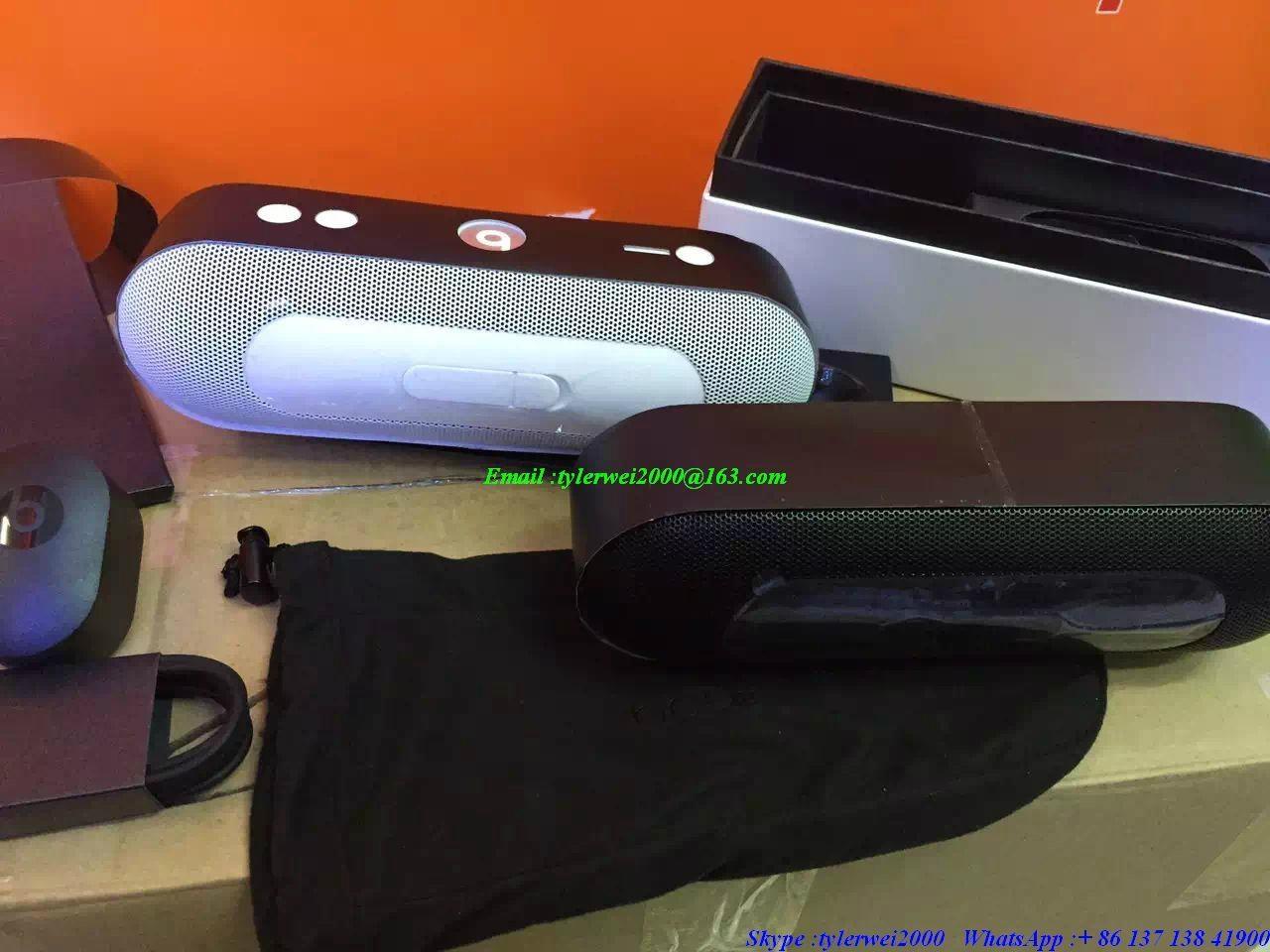 Beats Pill+ Wireless Bluetooth Speaker Beats by dr.dre Portable Wireless Speaker 10