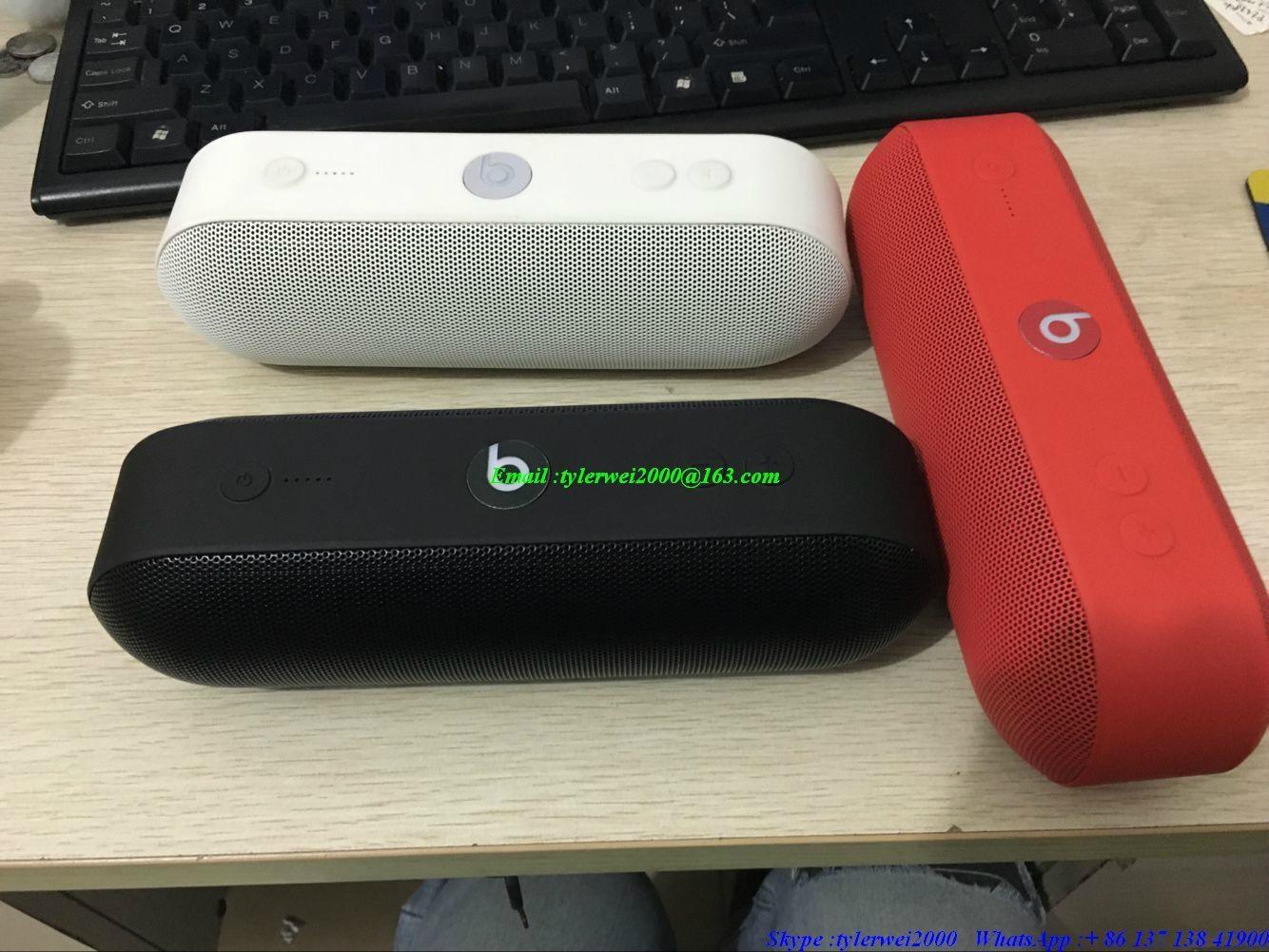 Beats Pill+ Wireless Bluetooth Speaker Beats by dr.dre Portable Wireless Speaker 20