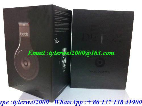 Beats Pro Over - Ear headphone beats by dr dre  8