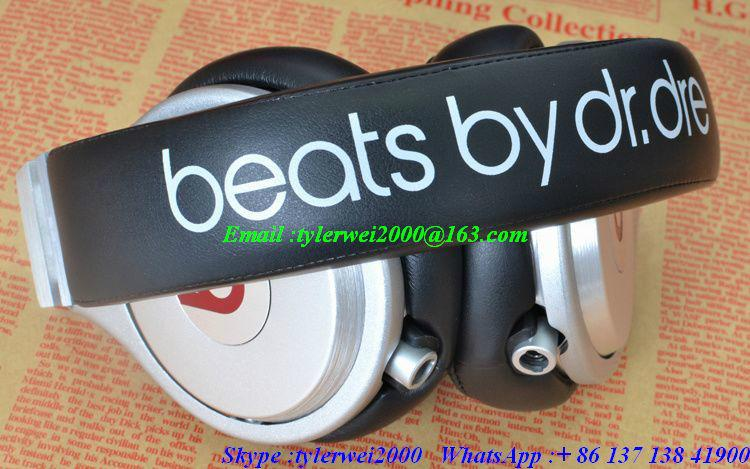 Beats Pro Over - Ear headphone beats by dr dre  20