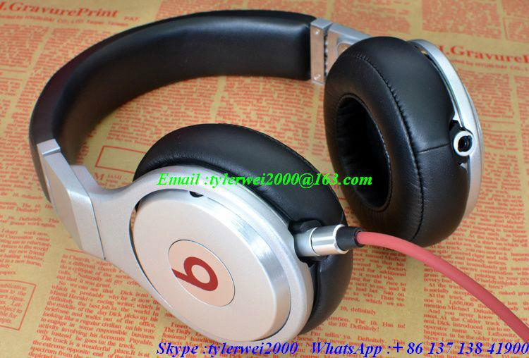 Beats Pro Over - Ear headphone beats by dr dre  16
