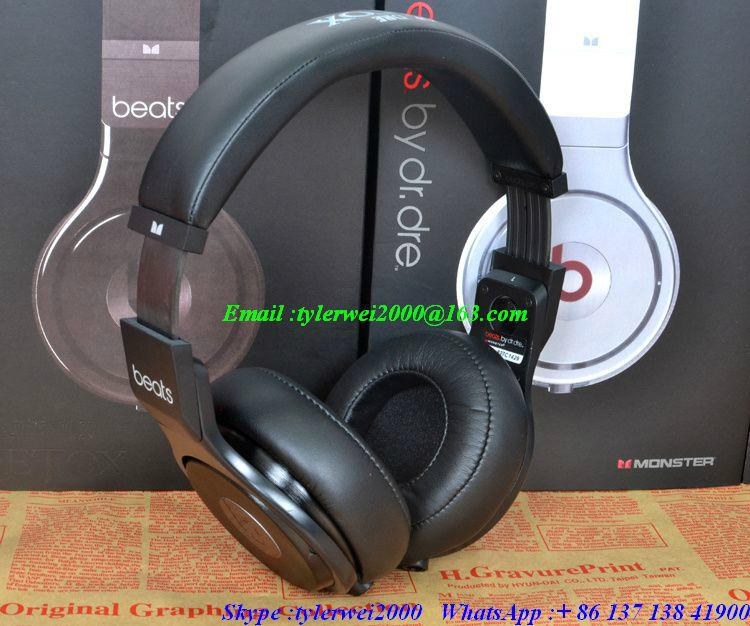 Beats Pro Over - Ear headphone beats by dr dre  5