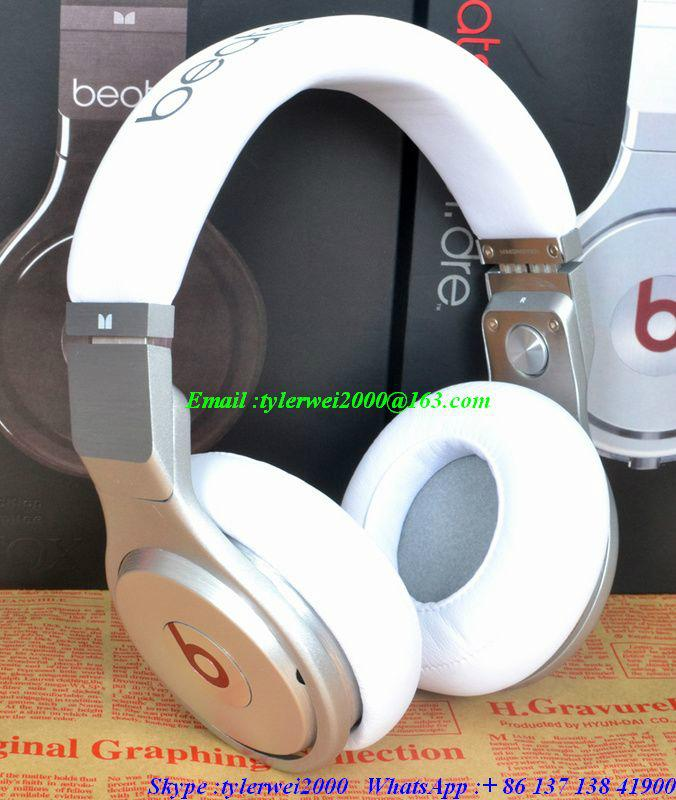 Beats Pro Over - Ear headphone beats by dr dre  10