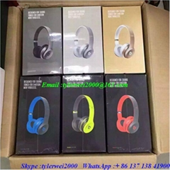 Hot promotions for beats solo2 wireless bluetooth headset with high quality