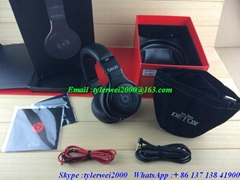 Wholesale headphones wired with high quality beats PRO Detox dre
