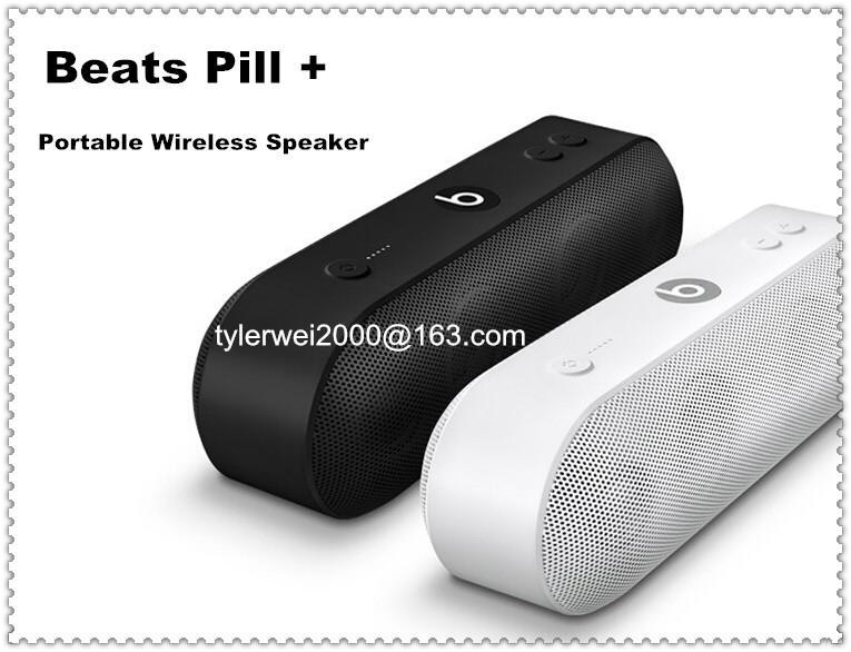 Beats Pill+ Wireless Bluetooth Speaker Beats by dr.dre Portable Wireless Speaker 1