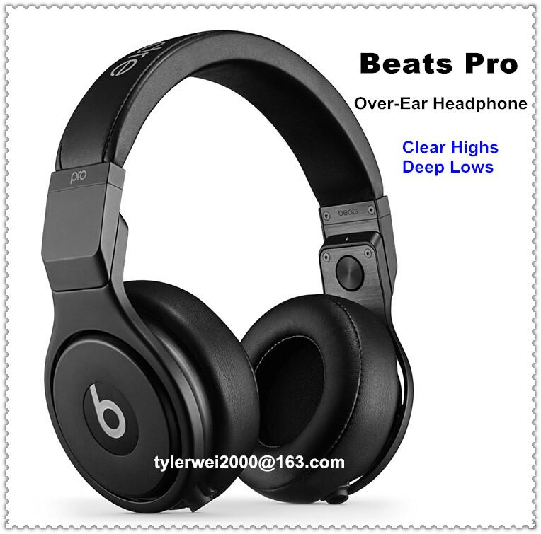 Beats Pro Over - Ear headphone beats by dr dre  1