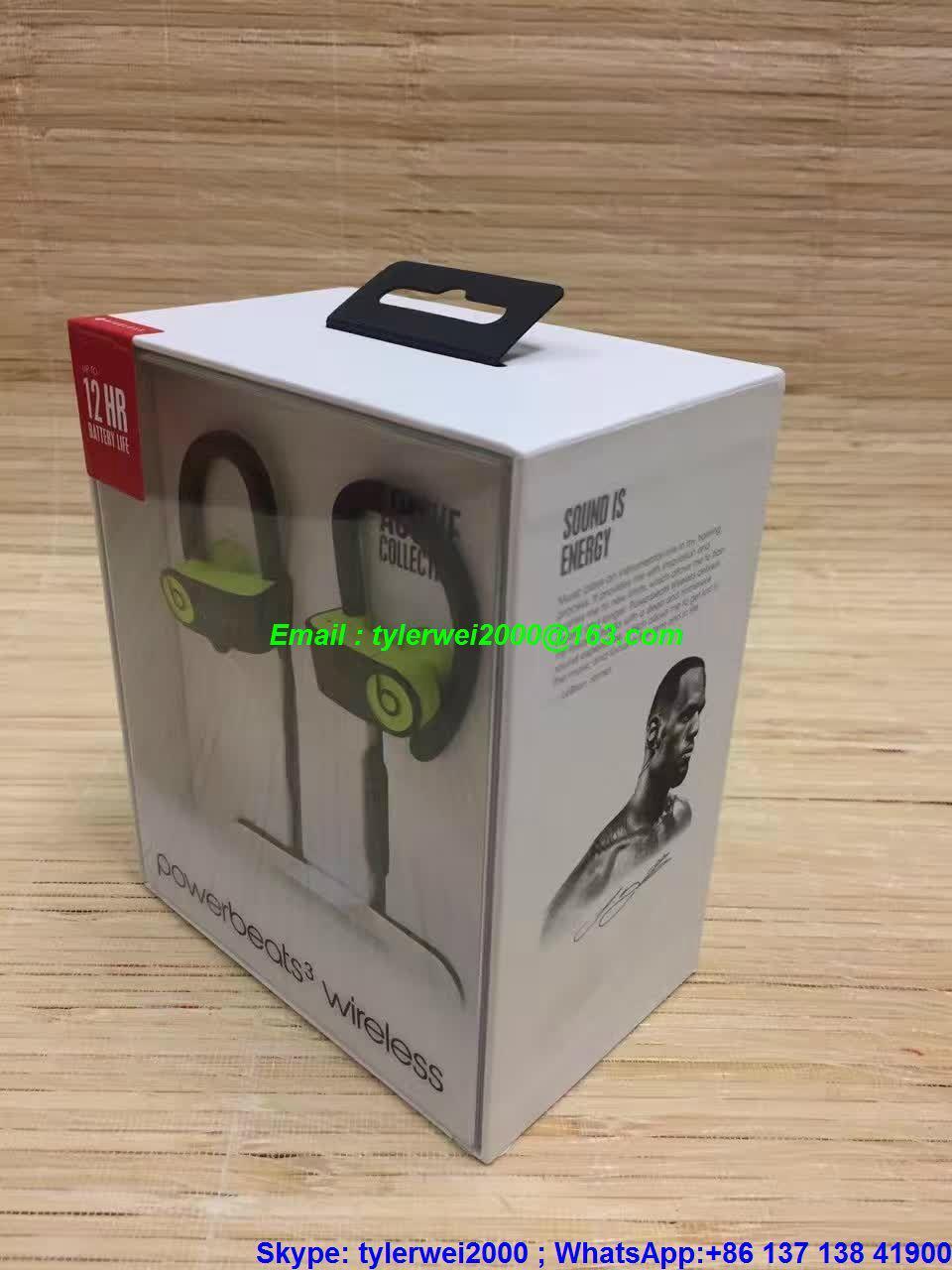 New hot sellings beats sports earbud beats powerbeats3 wireless 10