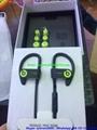 New hot sellings beats sports earbud beats powerbeats3 wireless