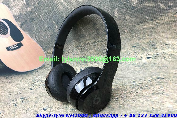 2017 New Beats by Dr.Dre solo3 Wireless headphones with high quality  12