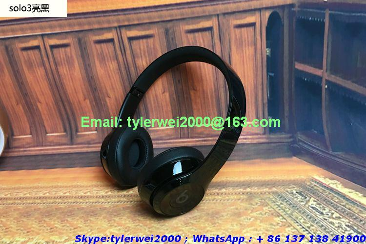 2017 New Beats by Dr.Dre solo3 Wireless headphones  11