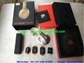 beats studio wireless 2.0 white-gold color with all accessoriess