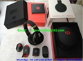 beats studio wireless black-gold with all accessories