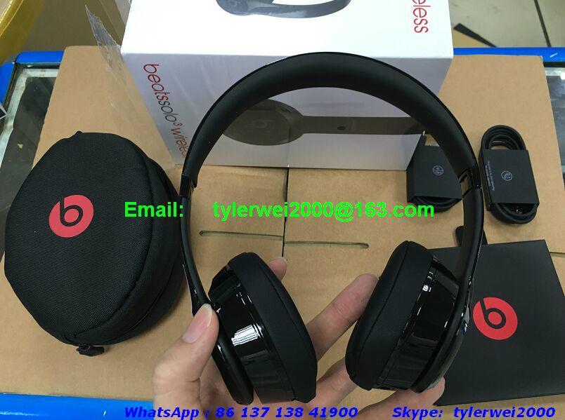 Beats by Dr. Dre - Beats Solo³ Wireless Headphones - Black 13