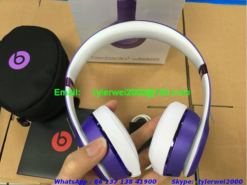 Beats by Dr. Dre - Beats Solo³ Wireless Headphones - Black 10
