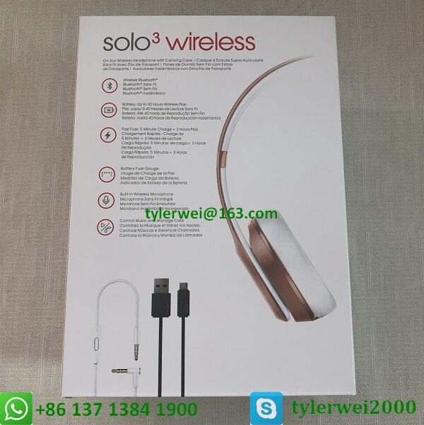 Beats Solo3 Wireless Headphones Beats by Dr Dre  solo 3 wireless headphone  14