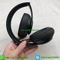 Beats Studio3 Wireless Headphones Matte Black 6