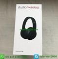 Beats Studio3 Wireless Headphones Matte Black 11