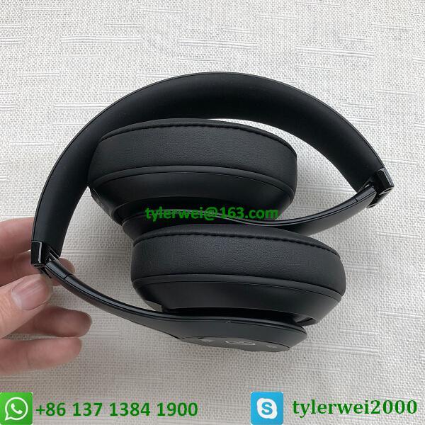 Beats Studio3 Wireless Headphones Matte Black beats by dr dre studio 3 8