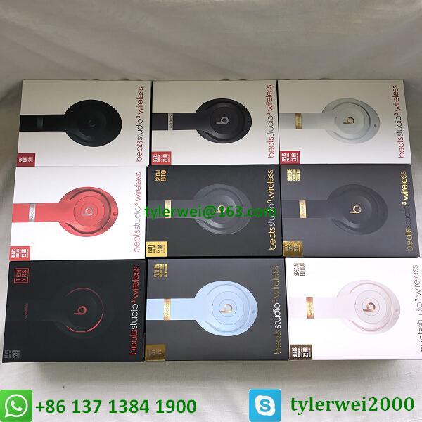 Beats Studio3 Wireless Headphones Matte Black 18