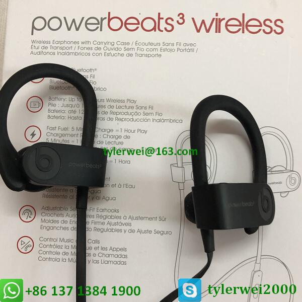 Beats by dr dre powerbeats3 wireless earphone original powerbeats 3 wireless   9
