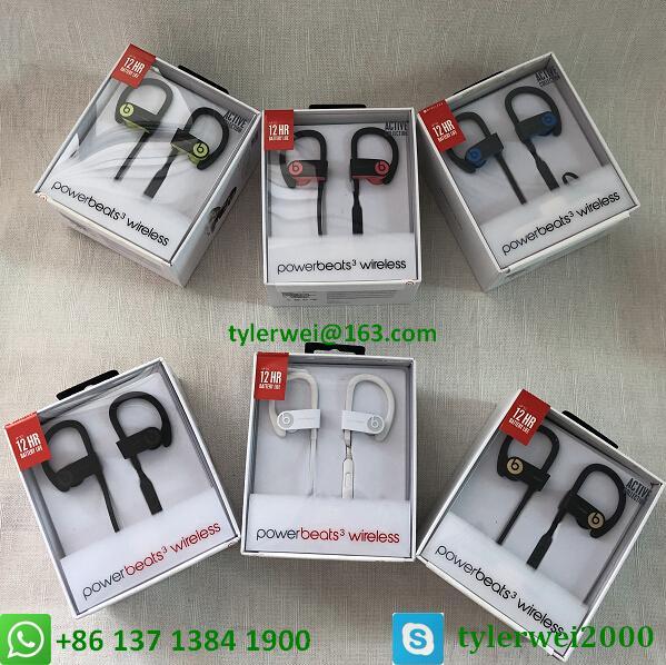 Beats by dr dre powerbeats3 wireless earphone beats powerbeats 3 wireless   17