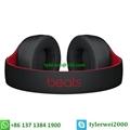 Beats Studio3 Wireless Headphones Noise Canceling Defiant Black-Red  studio 3 3