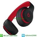 Beats Studio3 Wireless Headphones Noise Canceling Defiant Black-Red  studio 3 2