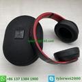 Beats Studio3 Wireless Headphones Noise Canceling Defiant Black-Red  studio 3 8