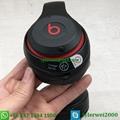 Beats Studio3 Wireless Headphones Noise Canceling Defiant Black-Red  studio 3 10