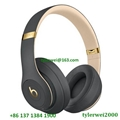 Beats Studio3 Wireless Headphones Noise Canceling Shadow gray studio 3