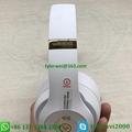 Beats Studio3 Wireless Noise Canceling Over-Ear Headphones - White 6