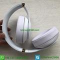 Beats Studio3 Wireless Noise Canceling Over-Ear Headphones - White 9