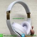 Beats Studio3 Wireless Noise Canceling Over-Ear Headphones - White 5