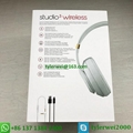 Beats Studio3 Wireless Noise Canceling Over-Ear Headphones - White 14