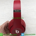 Beats by Dr. Dre Studio3  Wireless Headphones Noise Canceling - Red studio 3 6