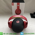 Beats by Dr. Dre Studio3  Wireless Headphones Noise Canceling - Red studio 3 10