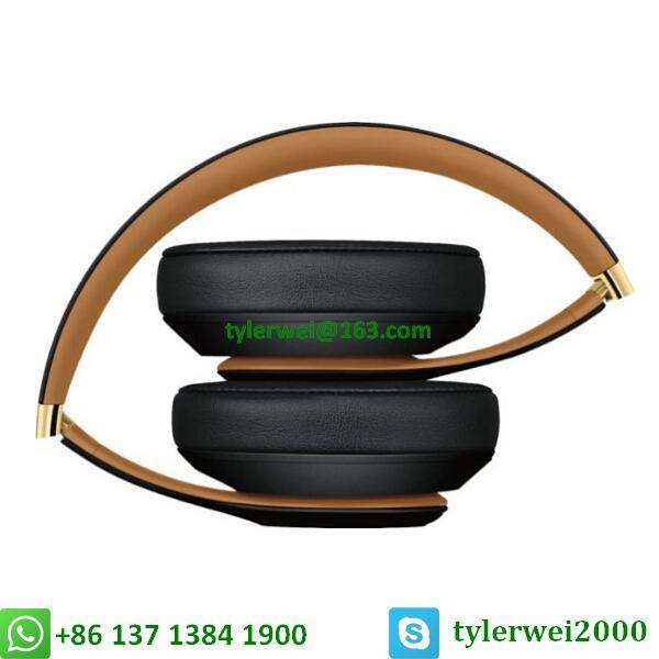 Beats Studio3 Wireless Over-Ear Headphones Noise Canceling Midnight Black 4