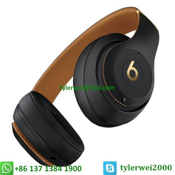 Beats Studio3 Wireless Over-Ear Headphones Noise Canceling Midnight Black 3