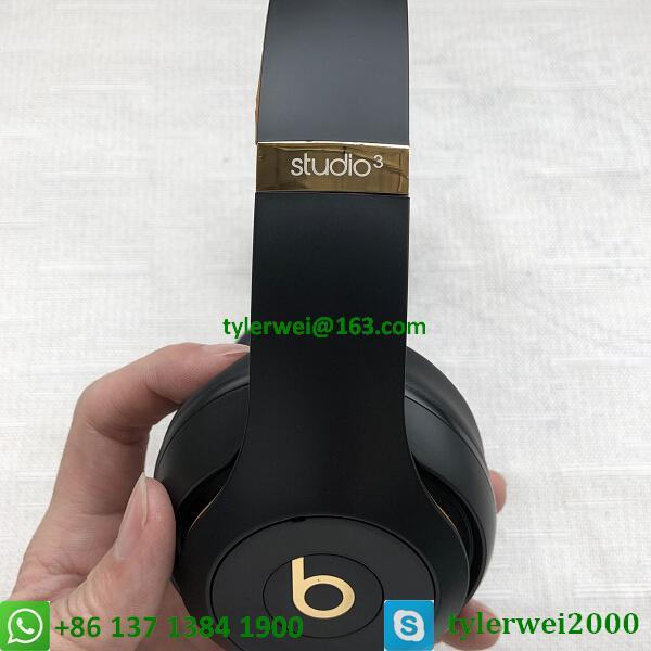 Beats Studio3 Wireless Over-Ear Headphones Noise Canceling Midnight Black 8